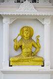 Nayake Buddhist Temple Statue Stock Photos
