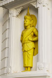Nayake Buddhist Temple Statue Royalty Free Stock Image