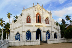 Nayake Christian Church Royalty Free Stock Photography