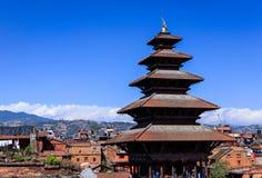 Nayatapola pagoda,Nepal Stock Photos