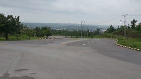 Naypyitaw city Stock Photo