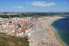 Nazaré Royalty Free Stock Images