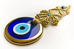 Nazar bead ( boncuk ) Royalty Free Stock Image