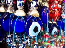 Nazar boncuk turkish amulet Royalty Free Stock Photos
