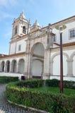 Nazare市,葡萄牙 库存照片