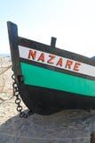 Nazare Royalty Free Stock Photo