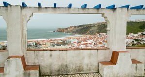 Nazare Stock Photo