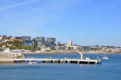 Nazare, Portogallo Fotografia Stock