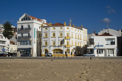 Nazare, Portugal Royalty Free Stock Photography