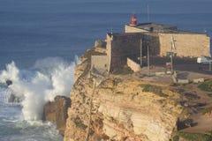 Nazare Portugal Image libre de droits