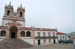 Nazare, Portugal, Iberian Peninsula, Europe Stock Photos
