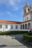 Nazare stad, Portugal Royaltyfri Bild
