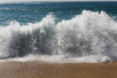 Nazare Royalty Free Stock Image