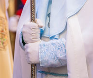 Nazareno Hands Royalty Free Stock Images