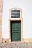 Nazarestad, Portugal Royalty-vrije Stock Afbeelding
