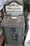 Nazarestad, Portugal Stock Afbeelding