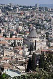 Nazareth cityscape Israel Stock Photos