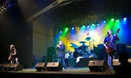 Nazareth di concerto Immagini Stock Libere da Diritti