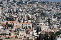 Nazareth Israel Fotografering för Bildbyråer
