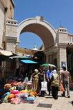 Nazareth Market - Israel Royalty Free Stock Photography