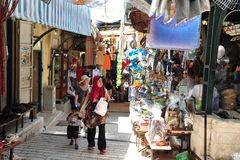 Nazareth Market - Israel Royalty Free Stock Photo