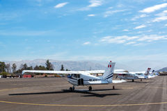Nazca Airport Stock Images