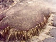 Nazca allinea il colibrì Fotografie Stock Libere da Diritti