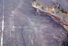 Nazca allinea il Perù Fotografie Stock