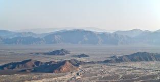 Nazca desert Royalty Free Stock Image