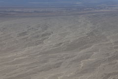 The Nazca Desert Stock Photo