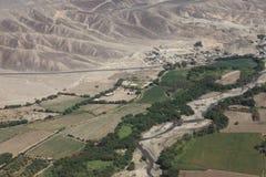 The Nazca Desert Royalty Free Stock Photo