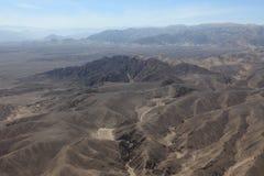 The Nazca Desert Stock Photo