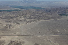 The Nazca Desert Stock Images