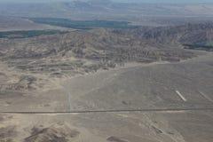The Nazca Desert Stock Images