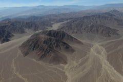 The Nazca Desert Royalty Free Stock Photos