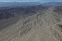 The Nazca Desert Royalty Free Stock Photography