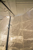 Nazca Lines, Aerial View, Peru Royalty Free Stock Images
