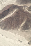 Nazca Lines, Peru - Astronaut Stock Photo