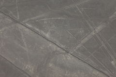 The Nazca Lines in Peru Royalty Free Stock Photography
