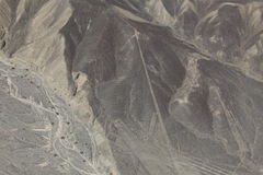 The Nazca Lines in Peru Royalty Free Stock Photos