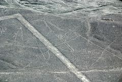 The Nazca Lines Stock Photo