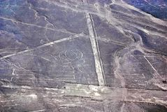 The Nazca Lines Royalty Free Stock Photography