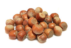 Nazelnuts royalty free stock photo