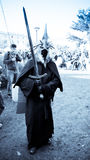 Nazgul at Lucca Comics and Games 2014 Royalty Free Stock Image