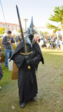 Nazgul at Lucca Comics and Games 2014 Royalty Free Stock Photo