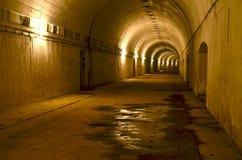 Nazi bunker in Stepina, Poland Royalty Free Stock Photo