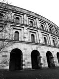 Nazi Congress Hall in Nuremberg Royalty Free Stock Photography