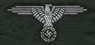 Nazi eagle Royalty Free Stock Image