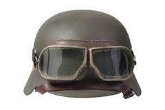 Nazi german helmet Royalty Free Stock Photography