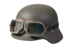 Nazi german helmet Royalty Free Stock Images